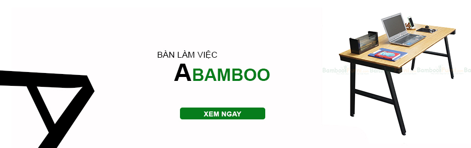 Bàn làm việc hệ ABamboo