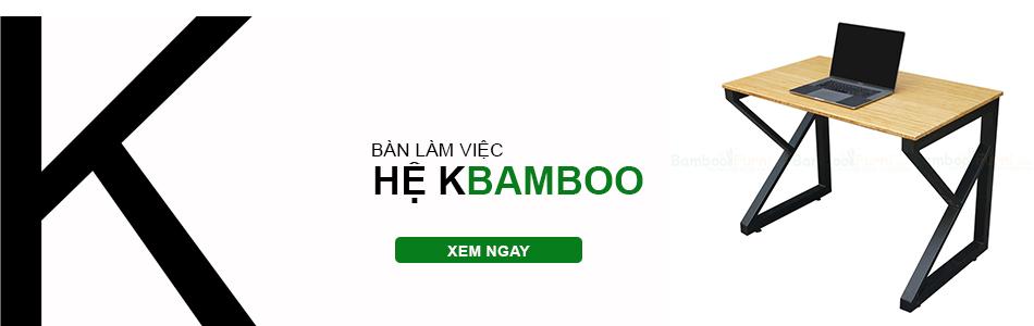 Bàn làm việc hệ KBamboo