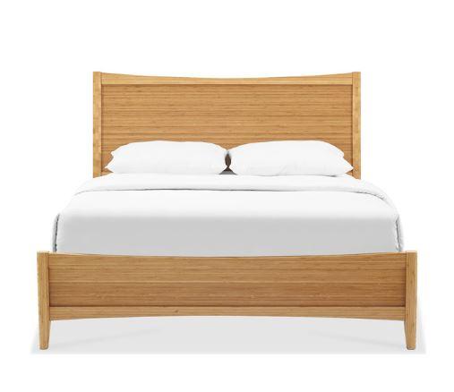 Giường ngủ gỗ tre