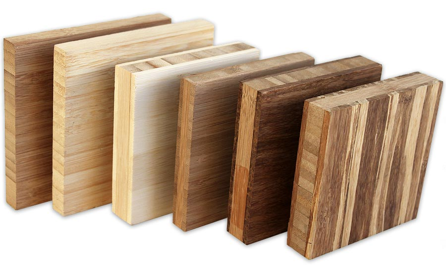 độ dày của ván gỗ tre ép