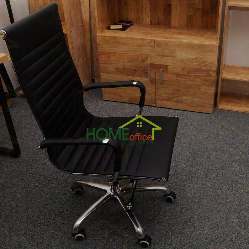 bàn văn phòng chân xoay