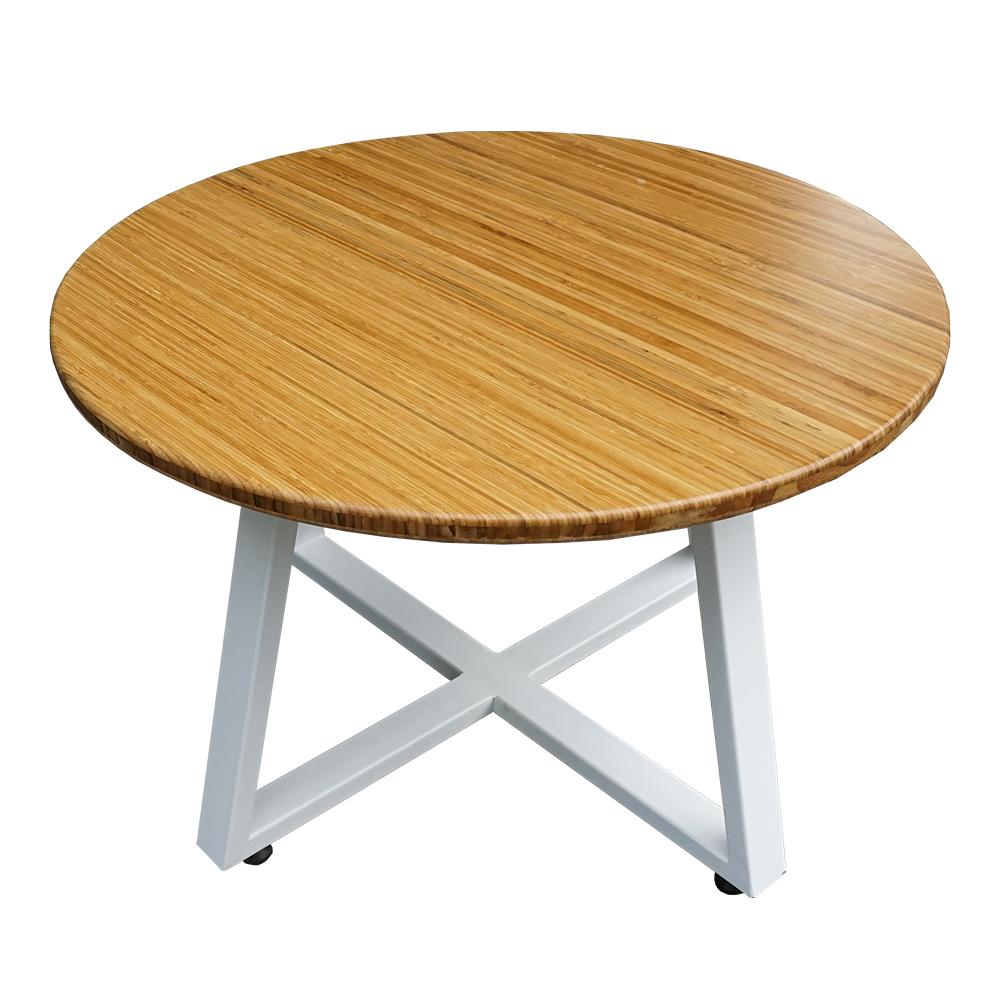 Bàn sofa teabamboo tròn 60cm
