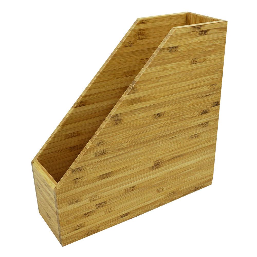 BFPT001 - Khay đựng tài liệu đơn gỗ tre ép