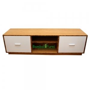 BTV002 - Kệ tivi gỗ tre ghép - 150x40x40 (cm)