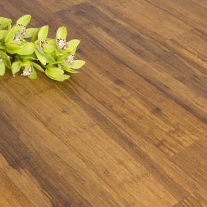 SWB10C2 - Sàn tre ép khối màu nâu cafe nối Click  125mm