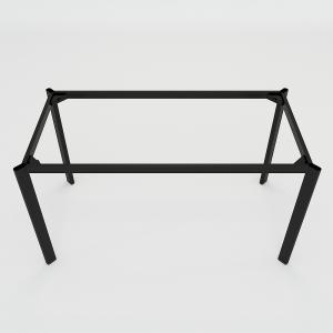 BFCBOV05 - Chân bàn làm việc sắt Oval 140x70 (cm)