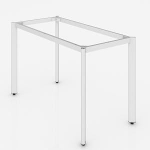 BFCBOV02 - Chân bàn làm việc sắt Oval 120x60 (cm)