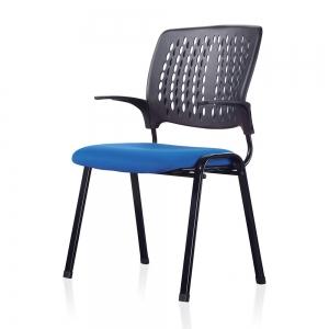BFGCQ035 - Ghế nệm chân quỳ lưng nhựa cho phòng họp