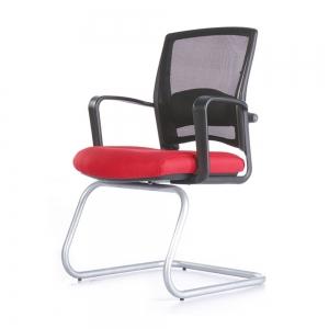 BFGCQ007 - Ghế chân quỳ lưng lưới cho phòng họp