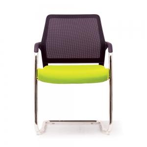 BFGCQ008 - Ghế chân quỳ lưng lưới cho phòng họp