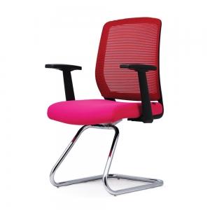 BFGCQ002 - Ghế chân quỳ lưng lưới cho phòng họp