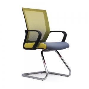 BFGCQ011 - Ghế chân quỳ lưng lưới cho phòng họp