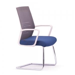 BFGCQ015 - Ghế nệm chân quỳ lưng lưới cho phòng họp