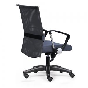 BFGVP022 - Ghế xoay văn phòng lưng lưới chân nhựa