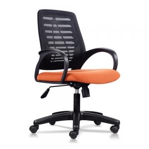 BFGVP030 - Ghế xoay văn phòng lưng nệm chân nhựa