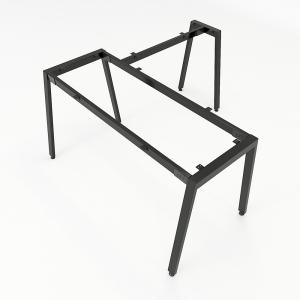 CBAT018 - Chân bàn chữ L 140x150 hệ Aton Concept lắp ráp