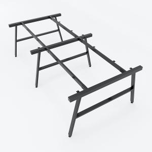 CBAC015 - Chân bàn cụm 4 240x120 hệ AConcept lắp ráp