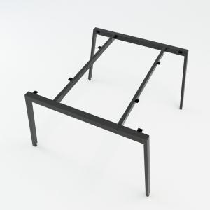 CBAT014 - Chân bàn cụm 2 120x120 hệ Aton Concept lắp ráp