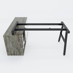 CBAC023 - Chân bàn gác tủ 140x70 hệ AConcept lắp ráp