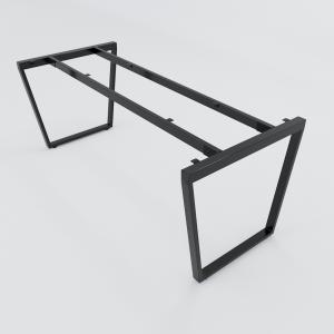 CBTC009 - Chân bàn họp Trapez Concept 180x80 lắp ráp