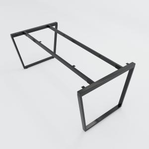 CBTC010 - Chân bàn họp Trapez Concept 180x90 lắp ráp