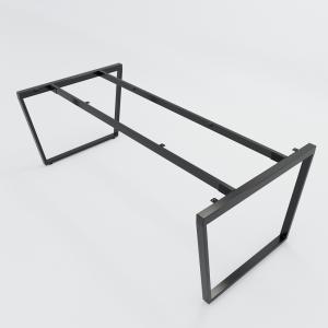 CBTC011 - Chân bàn họp Trapez Concept 200x100 lắp ráp