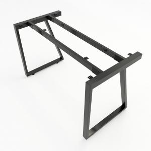 CBTH002 - Chân bàn hệ Trapeze II Concept 120x60 lắp ráp