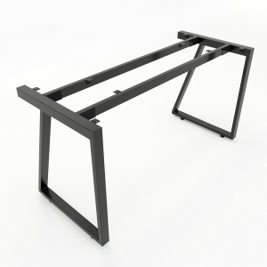 CBTH003 - Chân bàn hệ Trapeze II Concept 140x60 lắp ráp