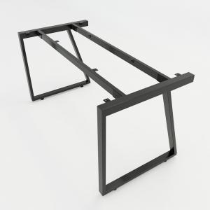 CBTH005 - Chân bàn hệ Trapeze II Concept 140x70 lắp ráp
