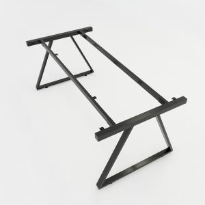 CBTH010 - Chân bàn họp hệ Trapeze II Concept 180x90 lắp ráp
