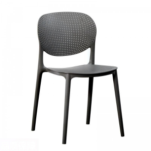 BFG029 - Ghế cafe lựng tựa bằng nhựa