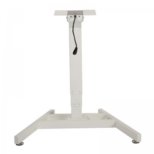 CBNT33-E2 - Chân bàn nâng hạ điện 1 chân trụ đế hộp