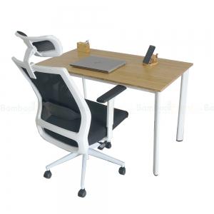 BFCB008 - Combo bàn làm việc OvalBamboo và ghế nhân viên