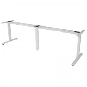 CBNT33-3A3-180 - Chân bàn họp tăng giảm chiều cao điện 3 chân