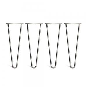 CBHP005 - Bộ chân bàn Hairpin 4 cái cao 35cm