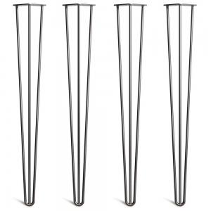 CBHP008 - Bộ chân bàn Hairpin 4 cái cao 86cm