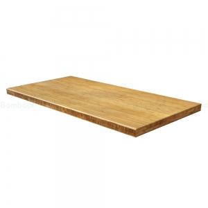 MB38011 - Mặt bàn gỗ tre ghép 140x70 dày 50mm