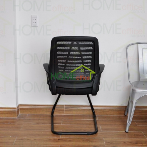 ghế lưng lưới chân quỳ
