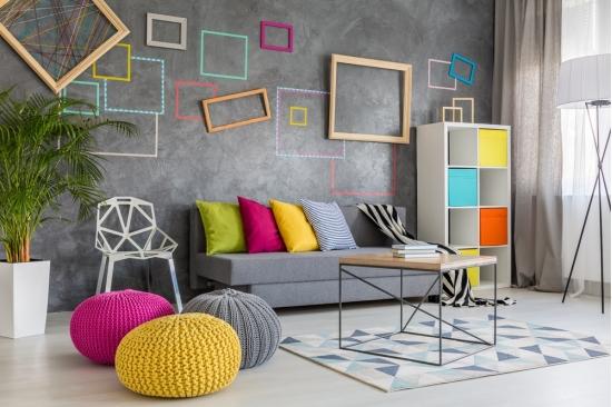 Cách trang trí phòng khách đẹp sang, tăng tính thẩm mĩ, hợp phong thủy không nên bỏ qua