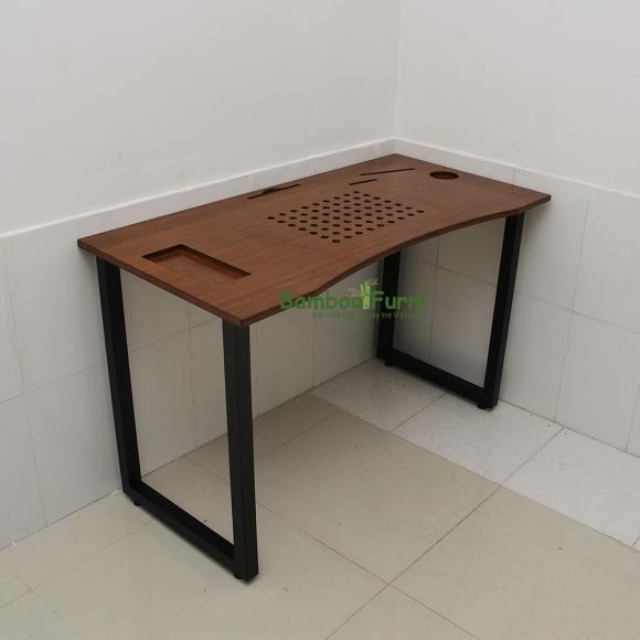 ZB001b - Bàn công nghệ chân gấp Z Bamboo -  120x60x75 (cm)