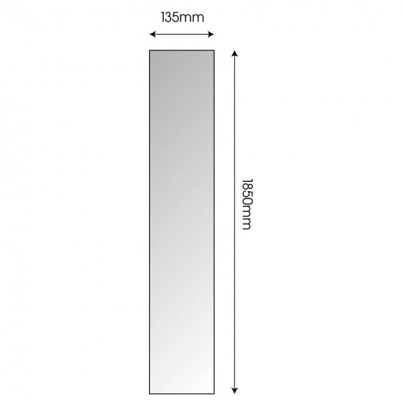 SWB14C1 - Sàn tre ép khối màu tự nhiên nối click 135mm