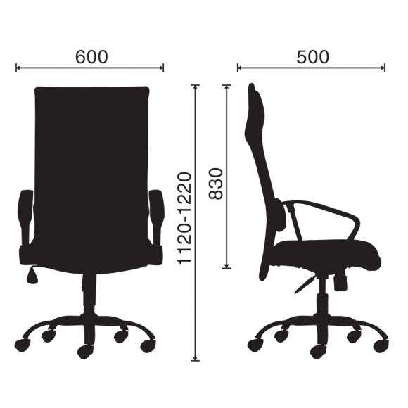 BFGVP020 - Ghế xoay văn phòng lưng lưới chân sắt có tựa đầu