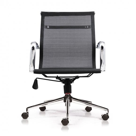 BFGVP008 - Ghế xoay văn phòng lưng lưới chân sắt