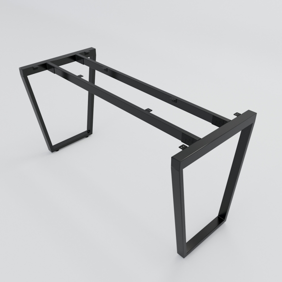 CBTC002 - Chân bàn hệ Trapez Concept 120x60 lắp ráp