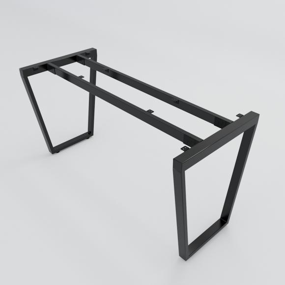 CBTC003 - Chân bàn hệ Trapez Concept 140x60 lắp ráp