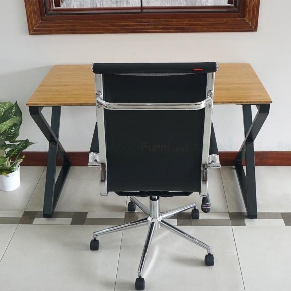 BFCB012 - Combo bàn làm việc HairBamboo và ghế nhân viên