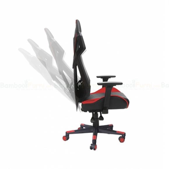 GC07 - Ghế chơi game cao cấp GamingChair màu đỏ