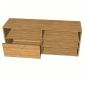 BFKTV002 - Kệ tivi Bamboo