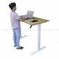 FB003 - Bàn điều chỉnh chiều cao FlexiBamboo tay quay - 140x70 (cm)