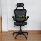BFGVP900AH - Ghế trưởng phòng lưng lứa chân xoay hiện đại